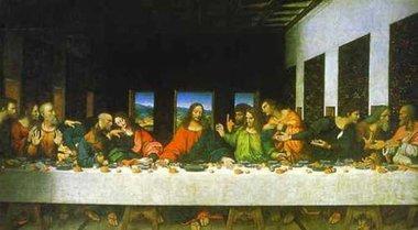 The_last_supper_by_da_vinci
