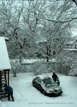 Snowtoil